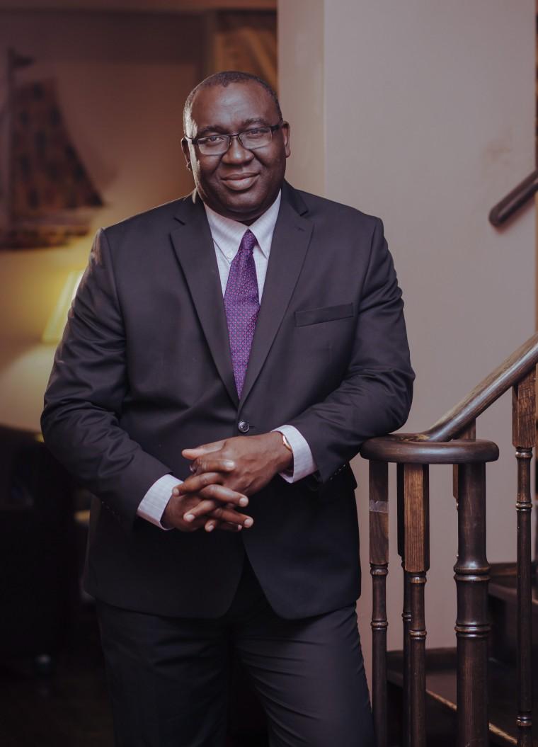 Pastor Segun Odunuga